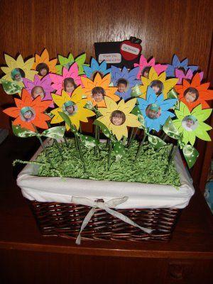 My Simple Crafts: Thank You Floral Arrangements