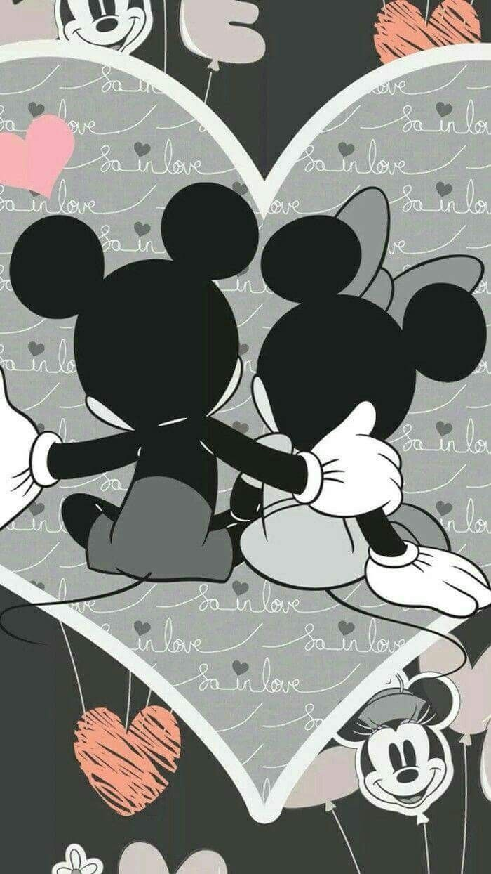❤Mickey and Minnie❤
