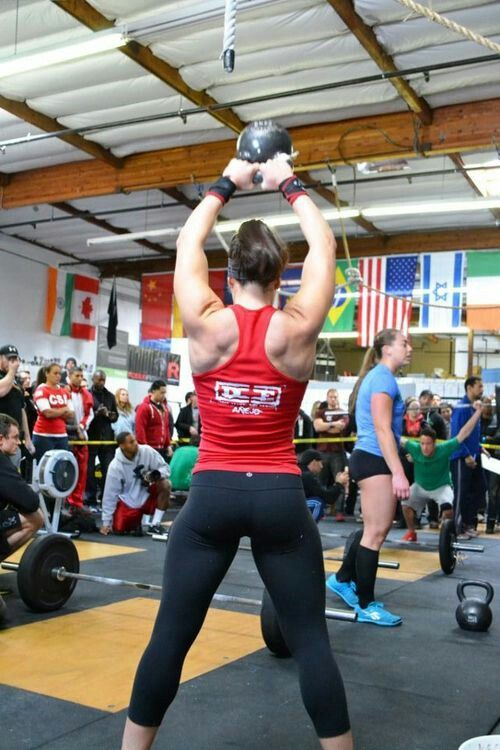 Pin by Pam Hiralall on CrossFit   Kettlebell workout