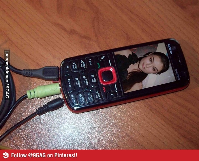 Sasha Grey's phone lol.