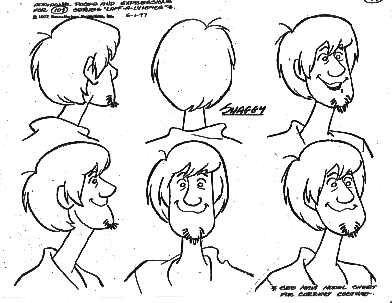 """Scooby Doo"" by William Hanna* & Joseph Barbera*  | ©  Hanna-Barbera Productions, Inc. • Info | (https://www.wikipedia.org/wiki/Hanna-Barbera)"