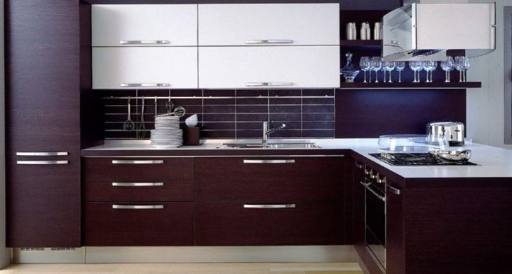 20 Brown Kitchen Cabinet Designs Ideas Design Trends Kitchen Cabinet Designs Cabinets Brown Office Furniture Nigeria Execut Furniture Design Trends