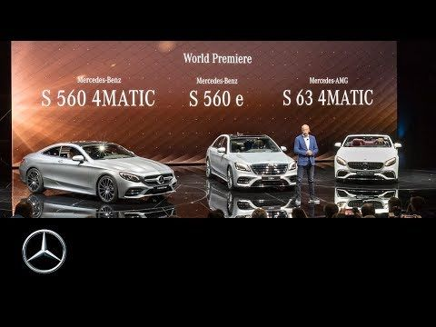 Mercedes-Benz & smart Press Conference: Mobility Rethought | IAA 2017