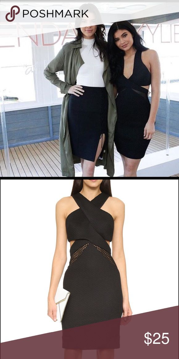 Kendall And Kylie dress Black Kendall And Kylie dress size small Kendall & Kylie Dresses Mini