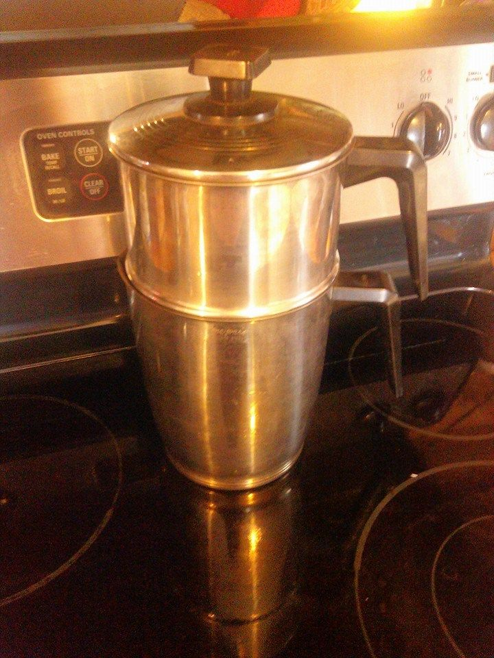 A Vintage Rena Ware Dripolator Coffee Pot Find At My Local