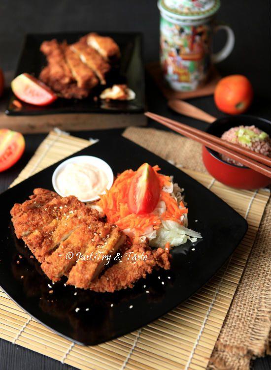 Resep Crispy Chicken Katsu JTT | Recipes | Pinterest ...