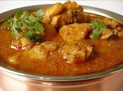 kari ayam Resep Masakan Kari Ayam India