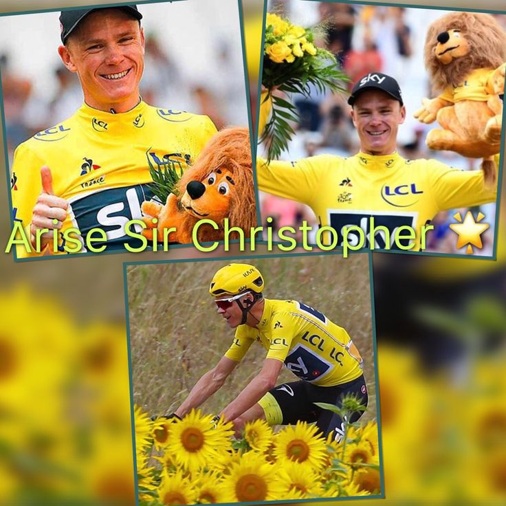 Chris Froome wins a fourth Tour de France 🇫🇷  His third consecutive victory in Paris 2917