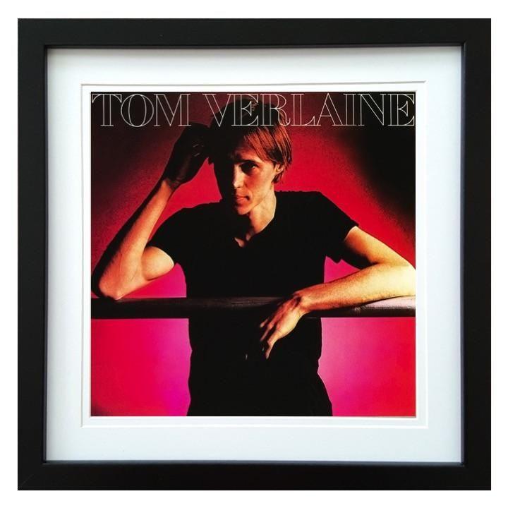 Tom Verlaine | Tom Verlaine Album | ArtRockStore
