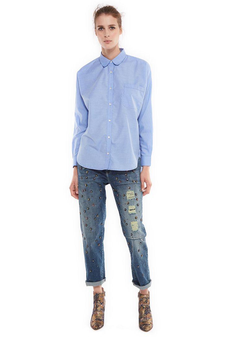 Minette2 blouse >