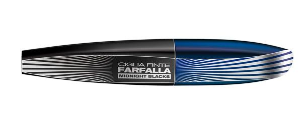 L'oreal presenta CIGLIA FINTE FARFALLA MIDNIGHT BLACKS #loreal #mascara #beauty #makeup - http://www.tentazionemakeup.it/2013/10/loreal-presenta-ciglia-finte-farfalla-midnight-blacks/ #blue