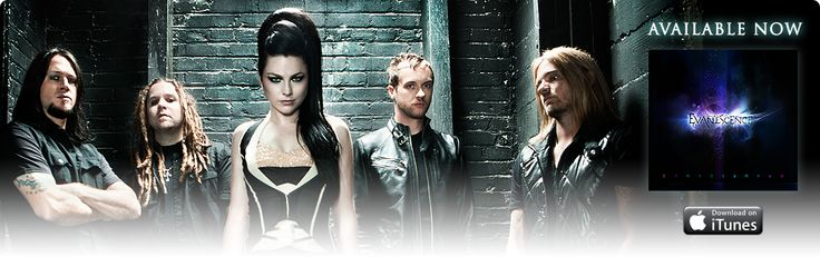 Evanescence – The Official Site