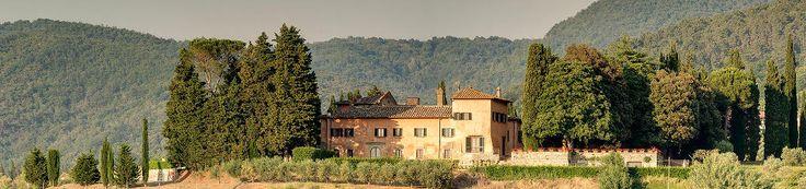 Nozzole, Folonari - Cabreo - Toscana
