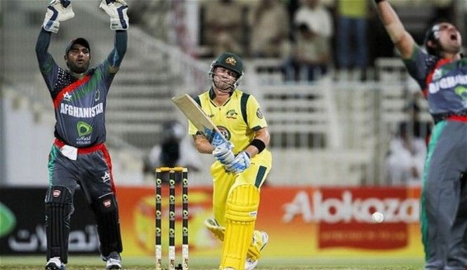 Watch the 2015 ICC Cricket World Cup streaming live online and catch Australia take on Afghanistan.
