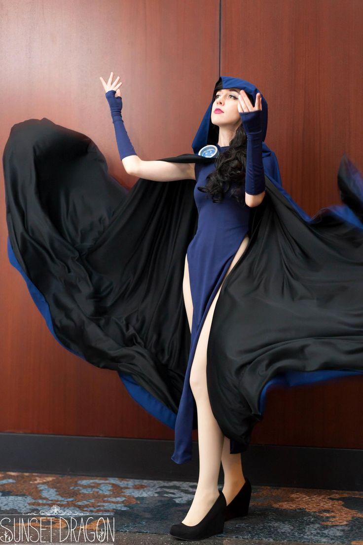 Raven (Teen Titans) Baltimore Comic Con 2014 Hot #cosplay #sexy cosplay #erotic…