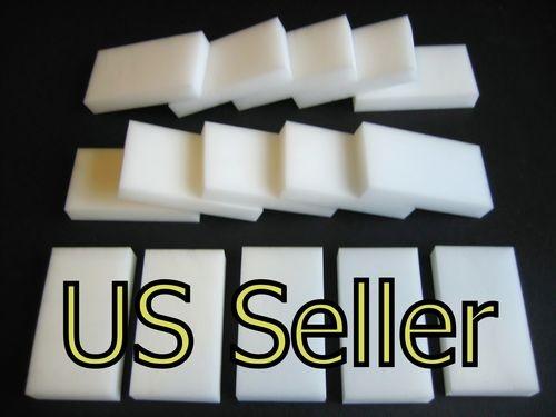 30 X MAGIC SPONGE ERASER CLEANER - MELAMINE FOAM (US Seller)