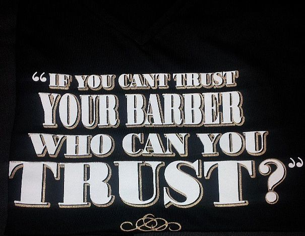 barber shop quotes quotesgram. Black Bedroom Furniture Sets. Home Design Ideas