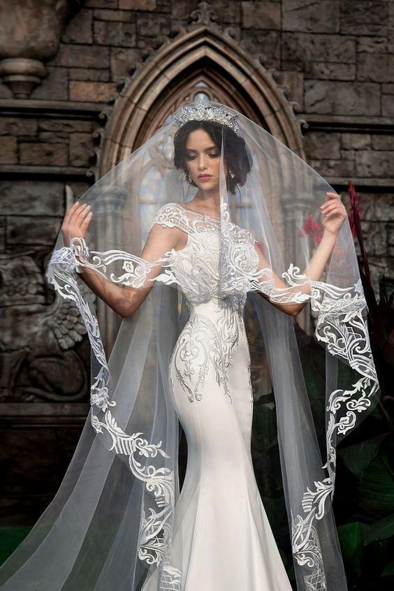 Plenty of are truly frightened that they'll be obese and unappealing on the wedding day and even worse won't have the ability to suit their dream wedding gown. #weddingdressesmermaid #weddingdressesaffordable