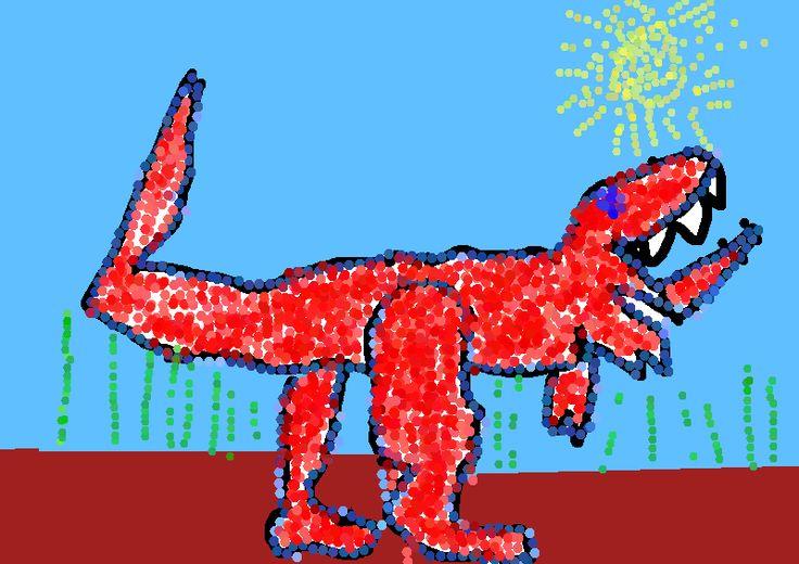 Max's Dinosaur