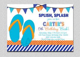 pool party invitations templates free google search - Pool Party Invitations Templates Free