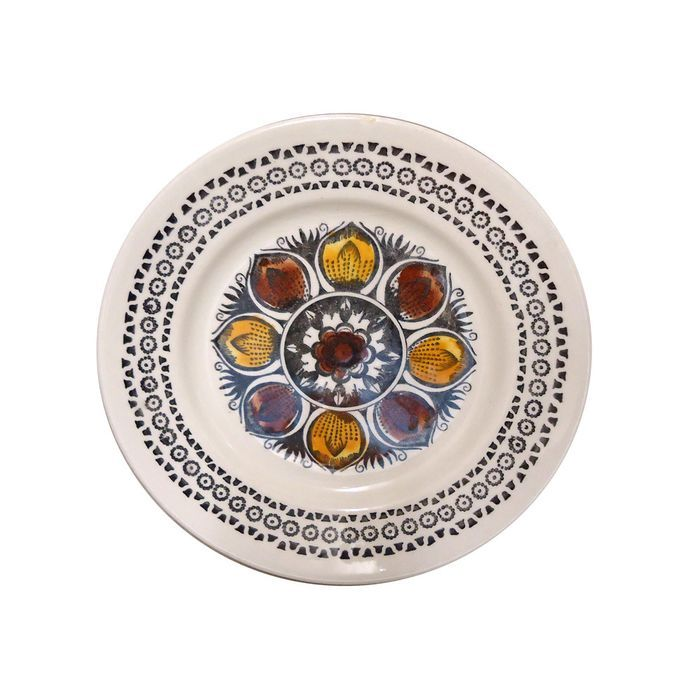 Kathie Winkle October Plate Vintage 70s Broadhurst Pottery FREE DELIVERY Listing in the Staffordshire,Pottery,Porcelain, Pottery & Glass Category on eBid United Kingdom | 144742521