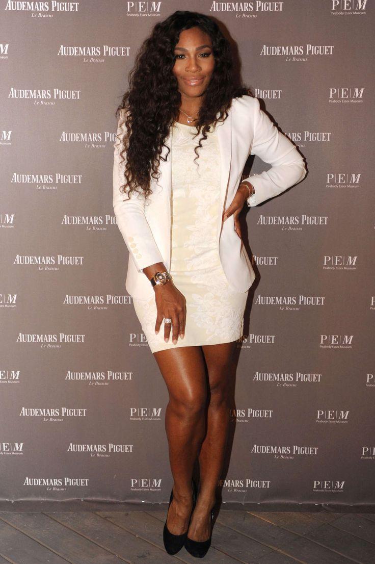 World #2 Serena Williams: Audemars Piguet Ambassador