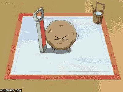 The suicide Potato XD C'est moi