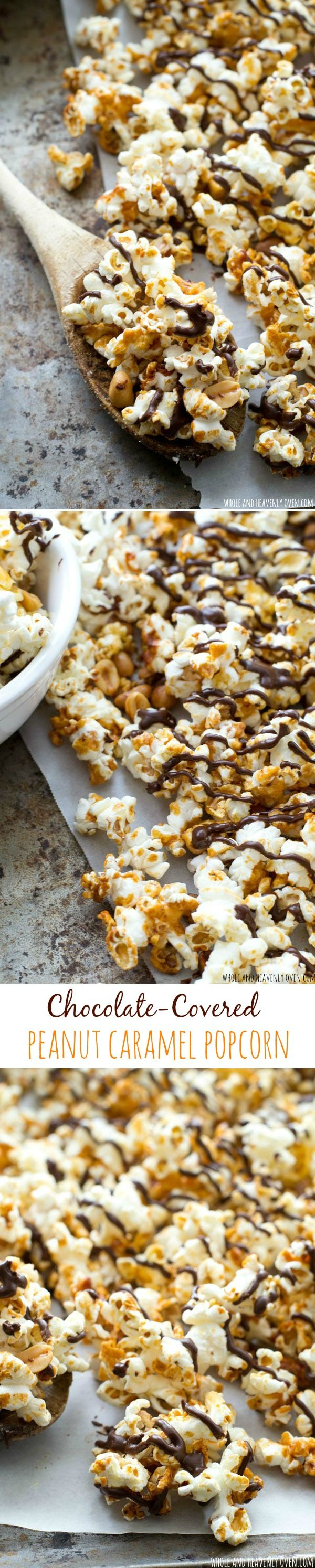 17 Best Ideas About Chocolate Covered Popcorn On Pinterest