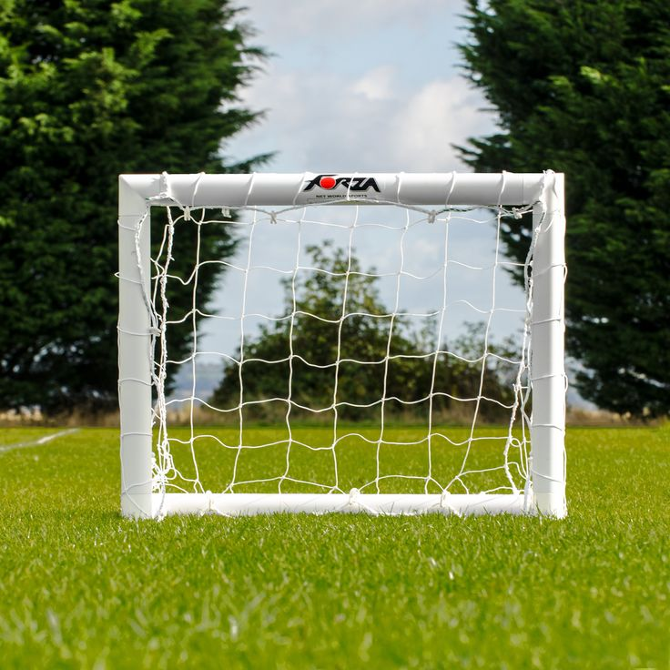 Amazing FORZA Kids Soccer Goal Huge Introductory SALE FORZA Mini Goal