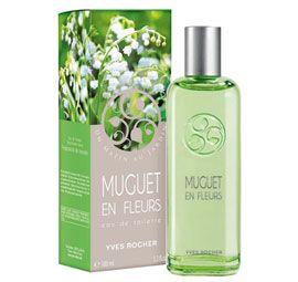 Ontdek de zachte, fris-groene geur van net geplukte lelietjes-van-dalen. De witte klokvormige bloempjes maken met hun verkwikkend parfum van elke dag een prachtige lentedag.