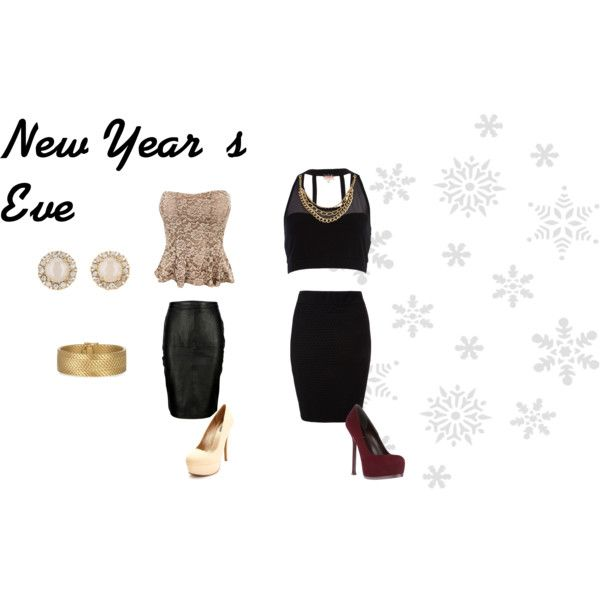 """""""New Year's Eve Vol 2"""" by vas0an on Polyvore"""