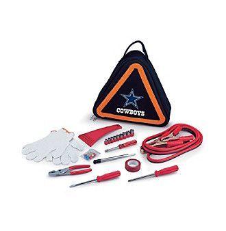 NFL® Dallas Cowboys Roadside Emergency Kit