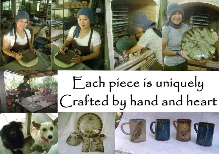 These ceramics are handcrafted by our friends Koy and Oh, who live a simple life, making a few hundred pieces of their exquisite pottery per month. Coffee and tea taste better from these cups! www.familytree-huahin.com