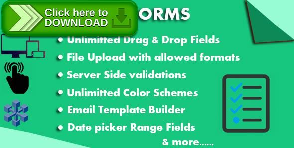 [ThemeForest]Free nulled download WP-Forms Custom Form Builder from http://zippyfile.download/f.php?id=59091 Tags: ecommerce, contact form builder, contact forms, easy form builder, email templates, form builder, form with email template, responsive forms, simple form builder, unlimited fields for form, wordpress responsive form builder, wordpress simple form builder