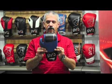 rival rb50 bag gloves (+playlist)