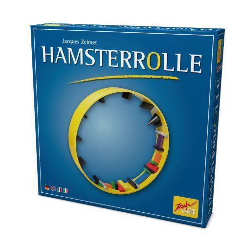 TOPSELLER! Hamsterrolle Stacking Game $69.95