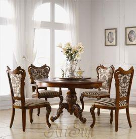 Ekskluzywny stół z krzesłami 902B
