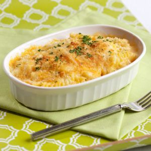 Three-cheese Pasta Bake #Lunch #Recipe #Pasta #SouthAfrica