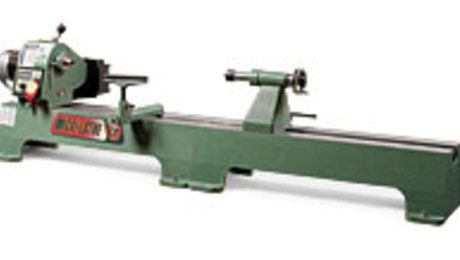 25-200M1 Benchtop Lathe - FineWoodworking