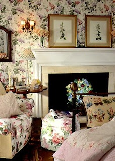 English Country Home Interiors