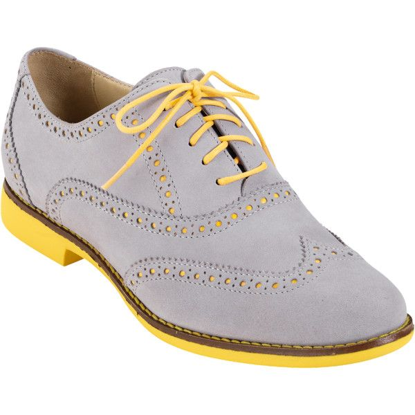 Cole Haan Gramercy Oxford ($198) ❤ liked on Polyvore