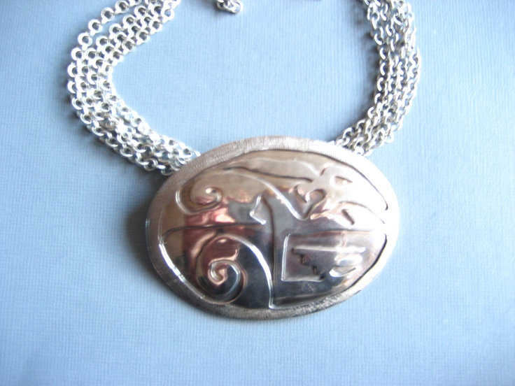 an pendant inspired of the Hopi indians