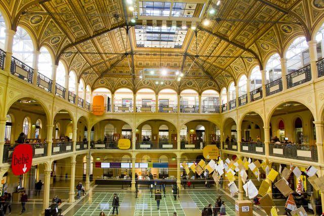 Biblioteche in Italia - Biblioteca Sala Borsa, Bologna