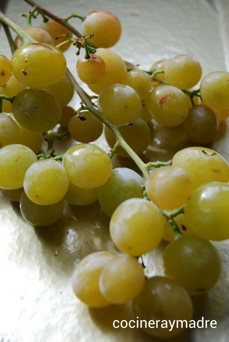 Uvas producto de temporada Octubre