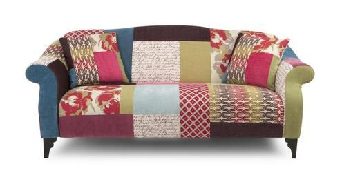 Shout Maxi Sofa Shout Patchwork DFS I Love This But Am Willing To Bet Lee W