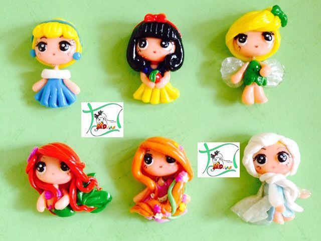 chibi manga clay doll