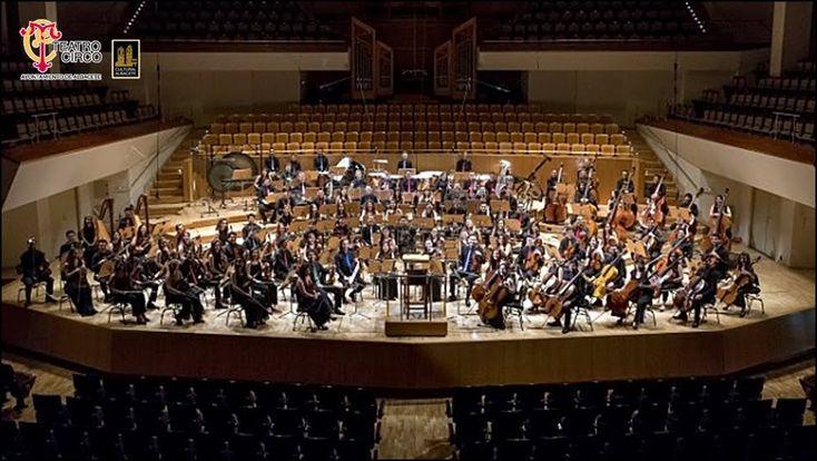 LA JOVEN ORQUESTA NACIONAL DE ESPAÑA EN EL TEATRO CIRCO  Albacete Concierto Cultura Joven Orquesta Nacional de España Teatro Circo