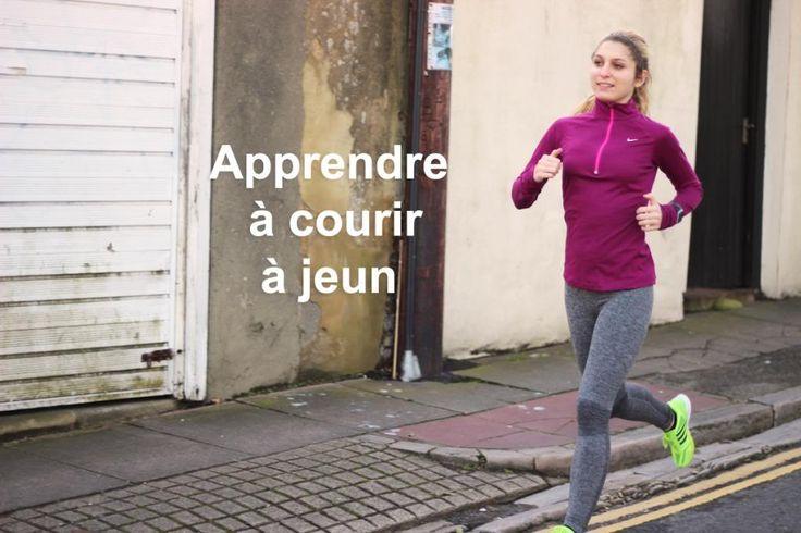 apprendre à courir à jeun blog femme sport sans manger running conseils