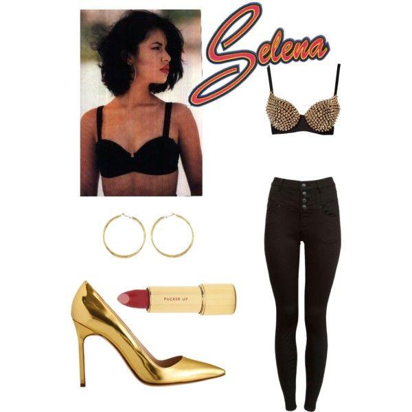 25+ best ideas about Selena Costume on Pinterest   Selena quintanilla perez Selena quintanilla ...