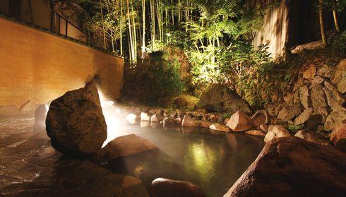 HOT SPRINGS (SEKISUIJI ONSEN & YUMURA ONSEN VILLAGE)